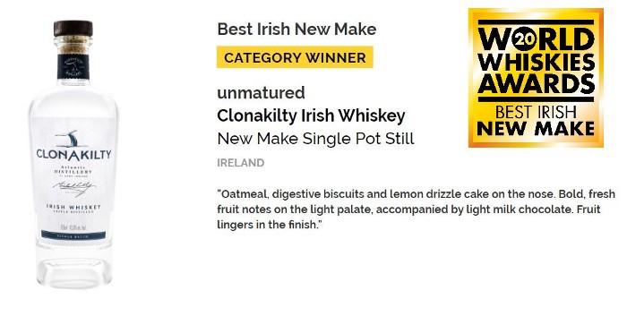Clonakilty Category winner